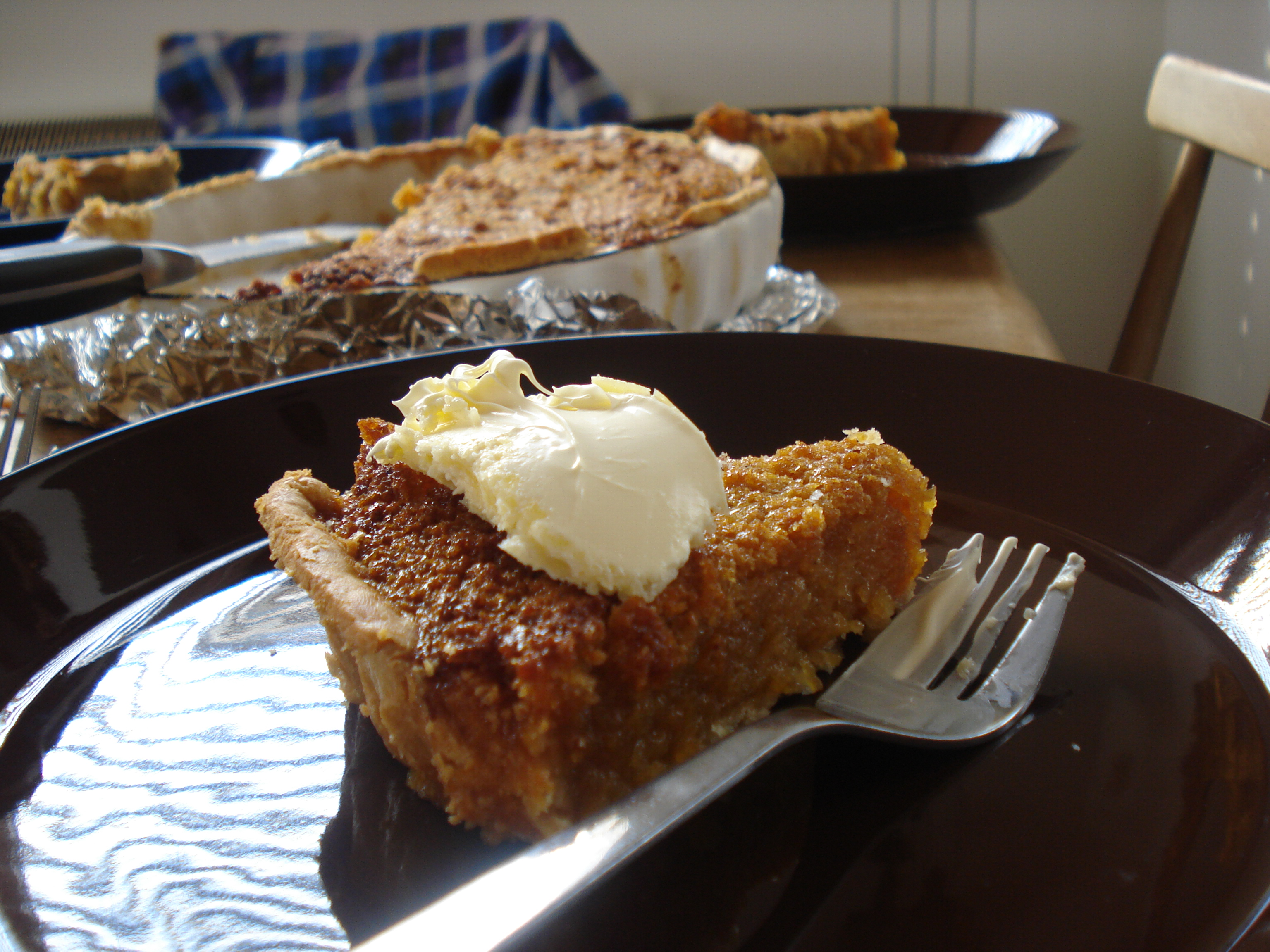 heston blumenthal's perfect treacle tart