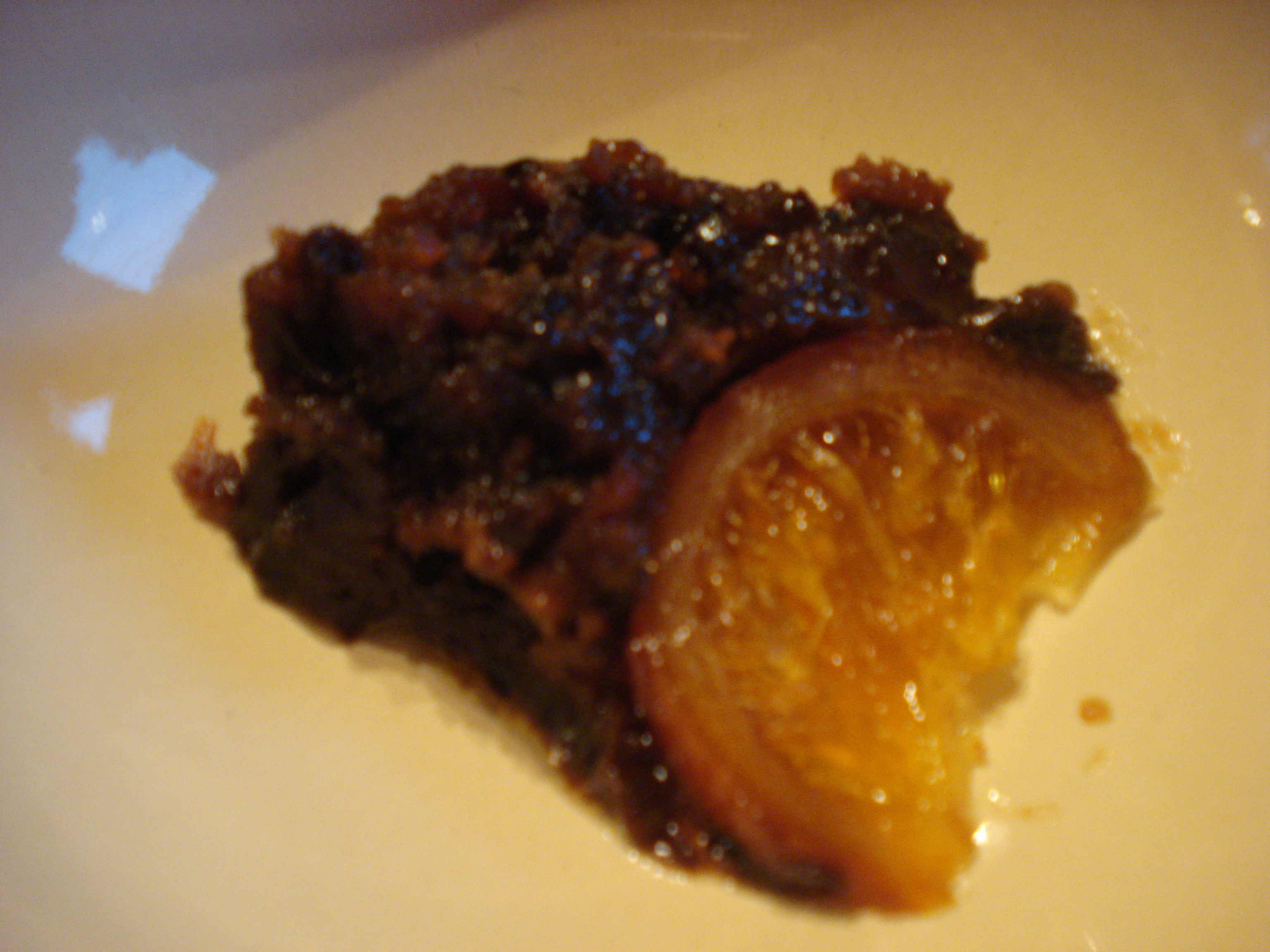 heston blumenthal's hidden orange christmas pudding