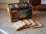 Ryvita Golden Rye Crackers