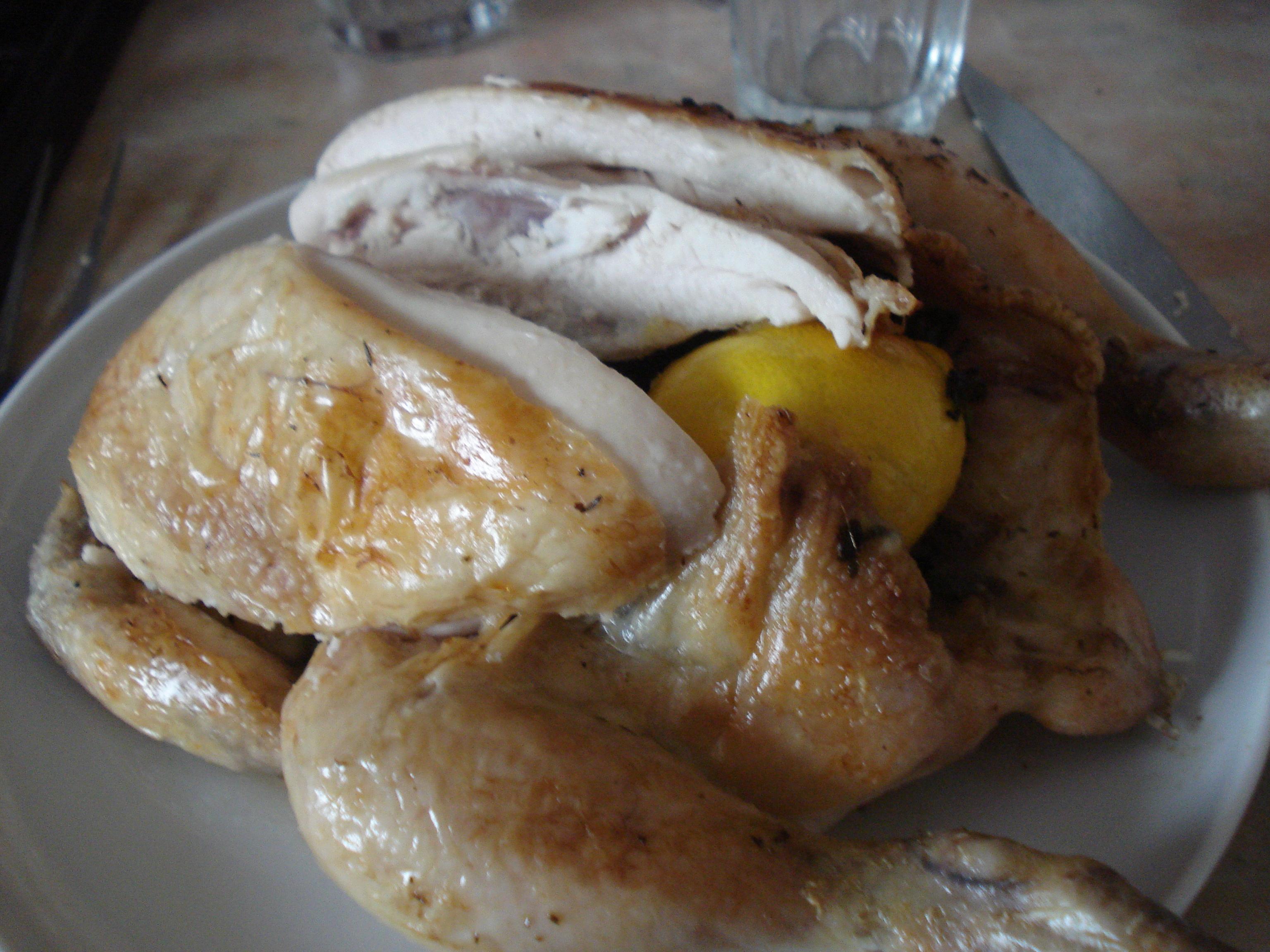 heston blumenthal's ultimate roast chicken
