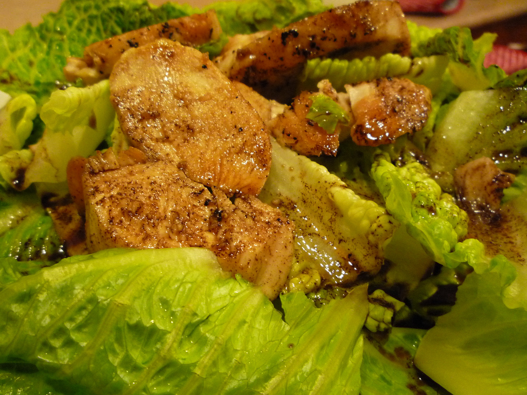chicken salad (image comes from flyingroc on Flickr)