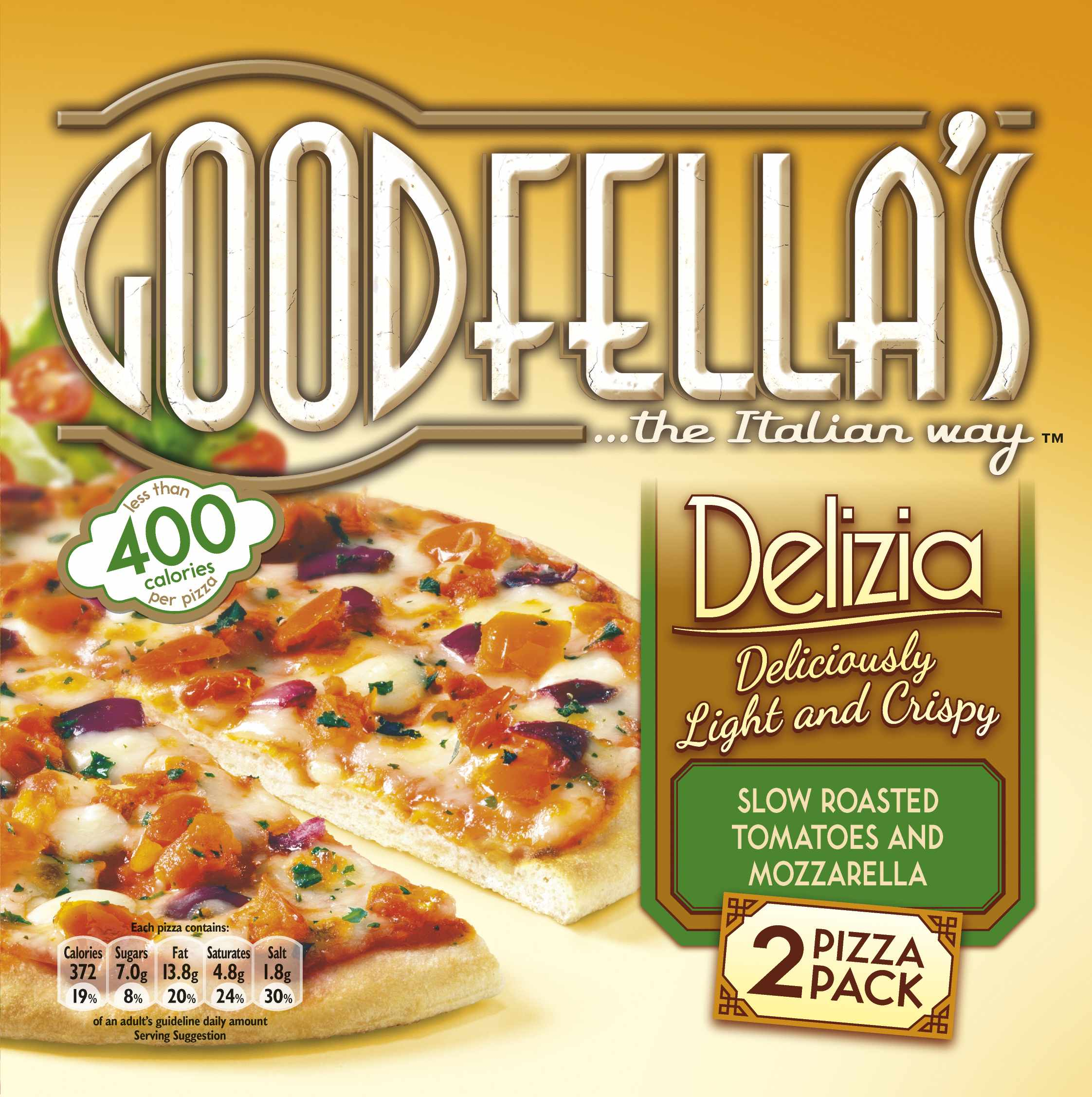 goodfellas delizia pizza