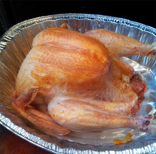 my december 2013 turkey