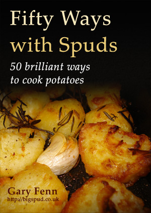 potato recipe ebook