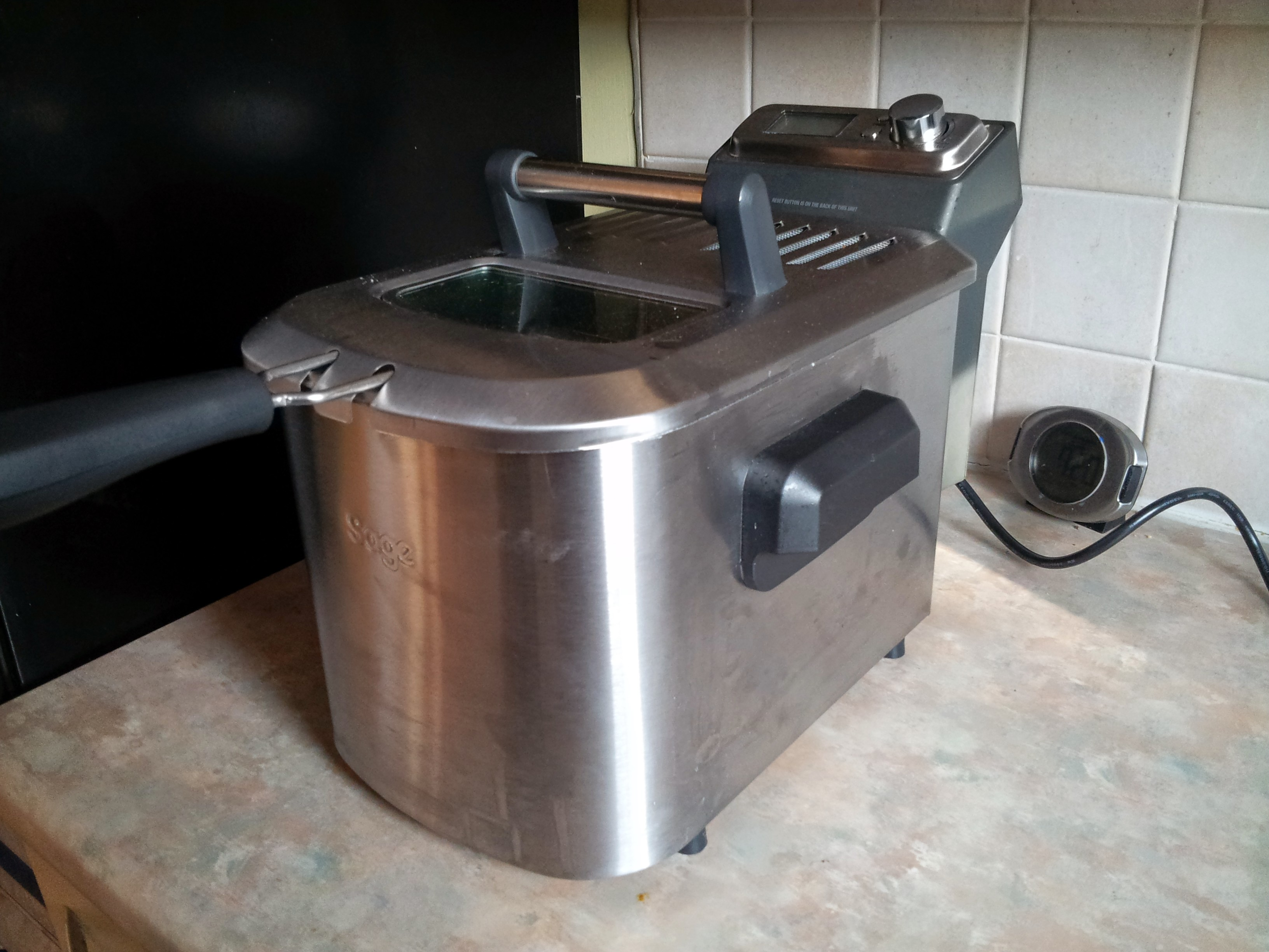 sage by heston deep fat fryer