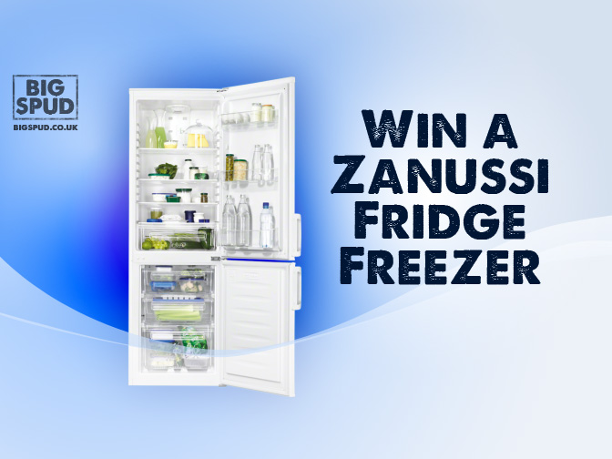 win a fridge freezer