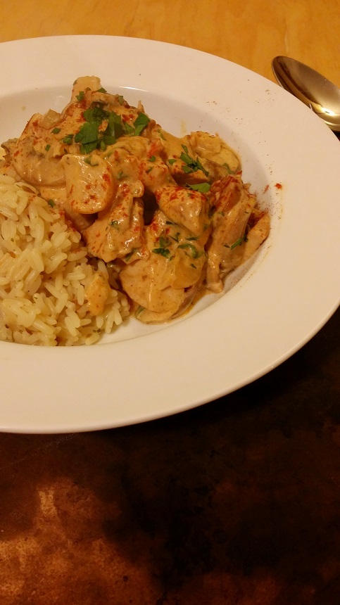 smoked-chicken-stroganoff
