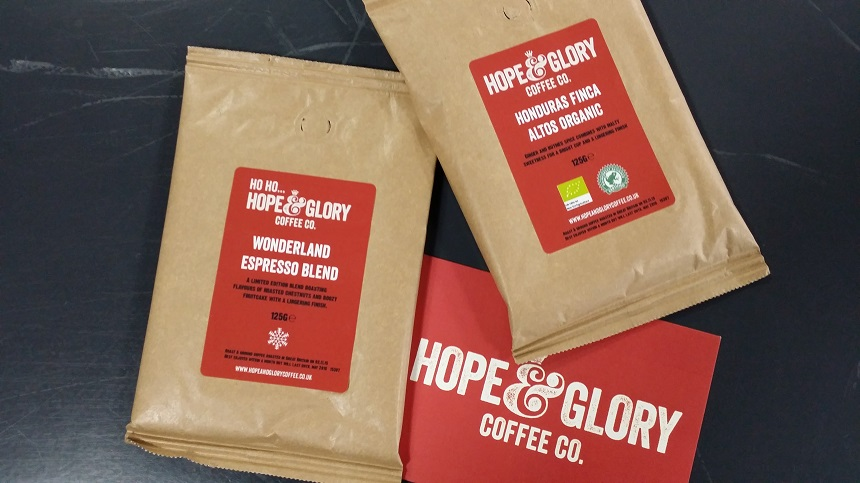 hope and glory coffee