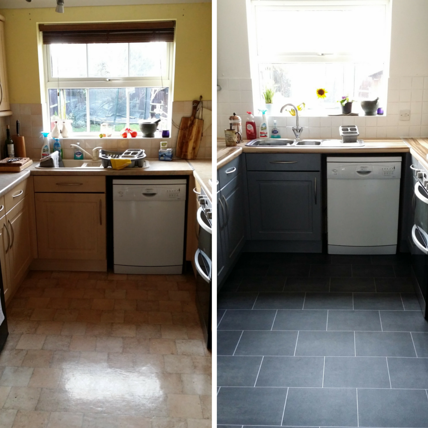 budget friendly kitchen makeover bigspud
