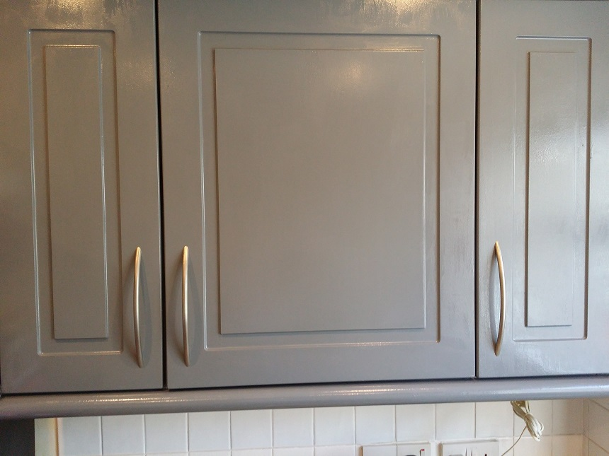 cabinets painted