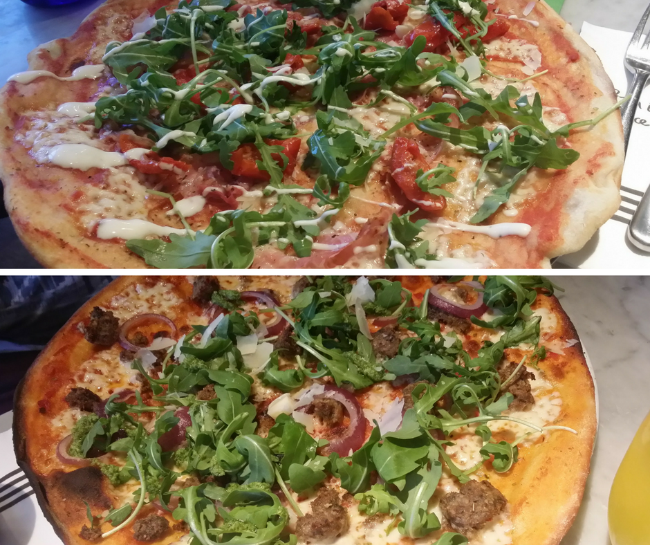 Restaurant Review Pizza Express Southend On Sea Bigspud