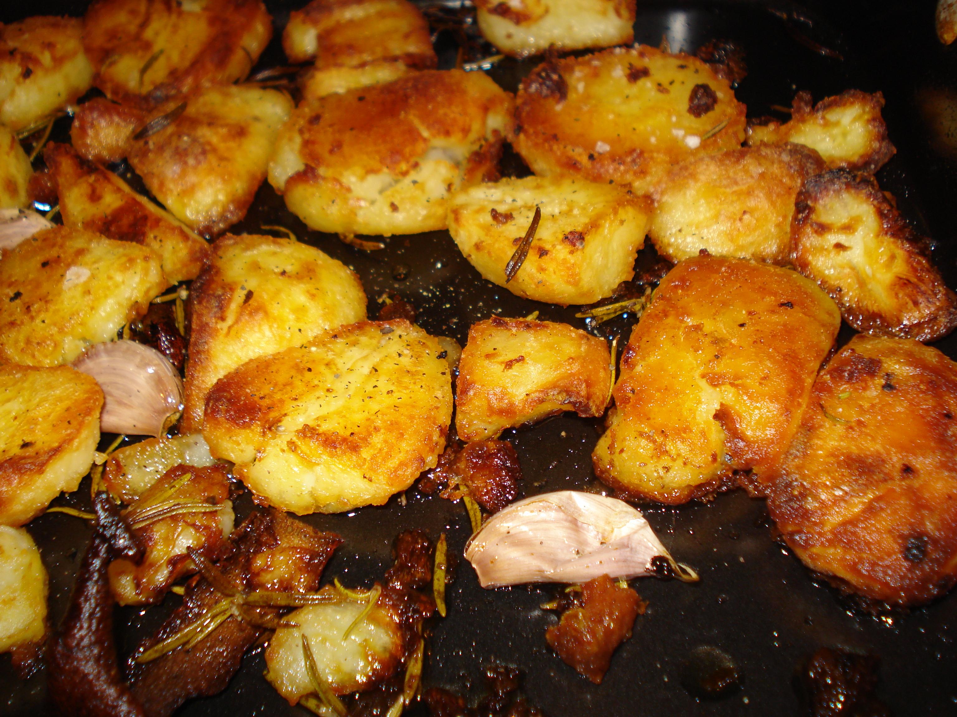 jamie oliver roast potatoes