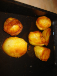 Zaharan potatoes