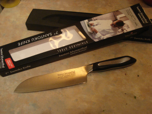 heston blumenthal santoku kitchen knife