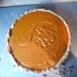 whole pumpkin pie