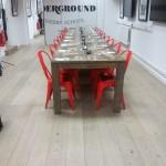 underground cookery school