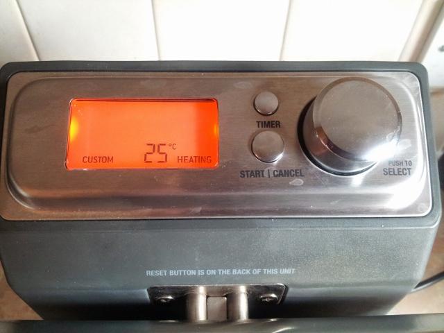 sage by heston fryer gauge