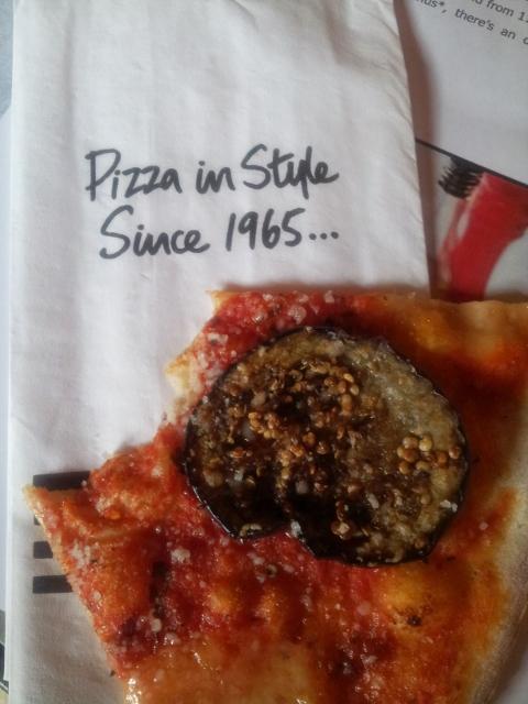 Melanzane Pizza Express Pizza