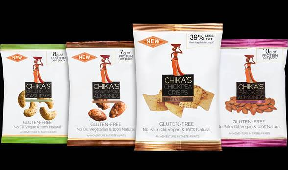 chika's snacks