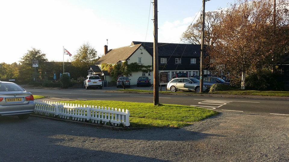 The Cricketers Clavering review