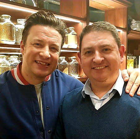 Jamie Oliver and BigSpud
